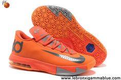New Total Orange Armory Slate Nike Zoom KD 6