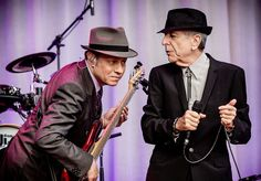 Leonard Cohen and Roscoe Beck, 'Old Ideas' Worldtour 2012-2013