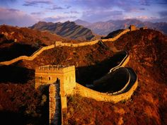 The Great Wall of China - North of Bejing