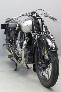 Montgomery 1928 500cc