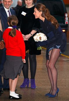 When royals suffer slip ups, including Kate Middleton, Meghan Markle and the Queen - Kate Middleton suffers wardrobe malfunction because of wind - Kate Middleton Outfits, Kate Middleton Stil, Kate Middleton Photos, Prince William Et Kate, William Kate, Kate Middleton Prince William, The Duchess, Duchess Of Cambridge, Principe William Y Kate