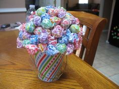 Lolli-Pop Bouquet!
