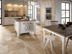 Scarica il catalogo e richiedi prezzi di Native by Ceramica Sant'agostino, pavimento/rivestimento in gres porcellanato effetto pietra