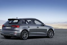 New Audi S3 Sportback MY2016