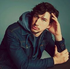 Adam Driver - sharing my birthday with this amazing actor :D
