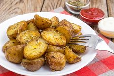 Receta de patatas al horno caseras, muy fáciles Cooking Time, Vegetables, Ideas Para, Ethnic Recipes, Parmesan, Paleo Recipes, Side Dishes, Baked Potato, Food