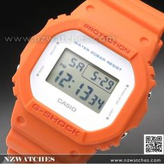 Casio G-Shock 200M Multi Alarm Digital Sport Watch DW-5600M-4, DW5600M