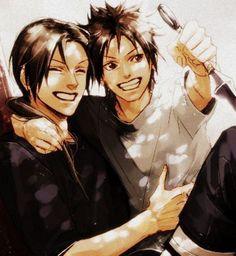 ~ رهام احمد ~ • mypunkyheart: Itachi and Sasuke Uchiha~