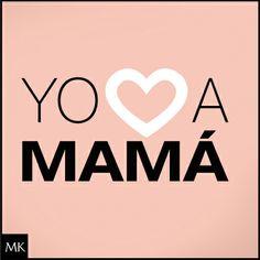 Hoy y todos los días nos encanta demostrarle a #mamá nuestro #amor.
