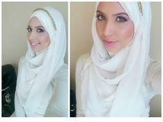 Hijab Tutorial | Headband & Chest Coverage