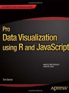 Download Pro Data Visualization using R and JavaScript book
