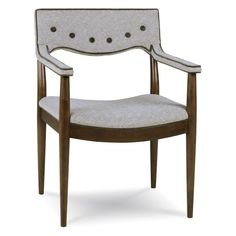 A.R.T. Furniture Epicenters Silver Lake Back Arm Chair - 223201-1812