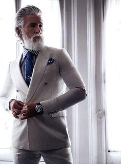 Should you wear a white suit?