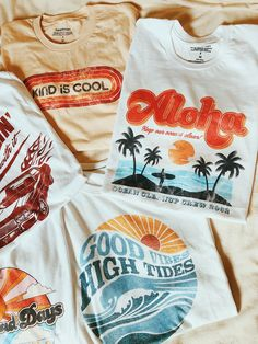 Our newest collection of graphic tees! With distressed vintage style prints these are your new goto wardrobe staple graphictee vintagetshirt gr… Our newest collection of graphic tees! With distressed vintage style prints these are your new got - # Statement Shirts Graphic Tees, Graphic Tee Style, Graphic Tee Outfits, Cute Graphic Tees, Graphic Shirts, Vintage Graphic Tees, Tshirts Vintage, Tee Shirts, Graphic Sweatshirt