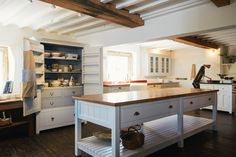 The Classic English Kitchen showroom at Cotes Mill