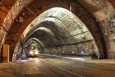 Bratislava tunnel