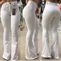 Image may contain: one or more people, people standing and shoes J Lo Fashion, Bikini Fashion, Fashion Outfits, Cowgirl Jeans, White Jeans Outfit, Sexy Jeans, Girls Jeans, Western Wear, Stylish Outfits
