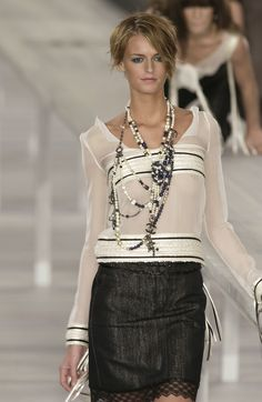 Chanel at Paris Spring 2004