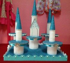dulceros-de-frozen-para-fiesta-infantil-castillo.jpg 398×360 píxeles