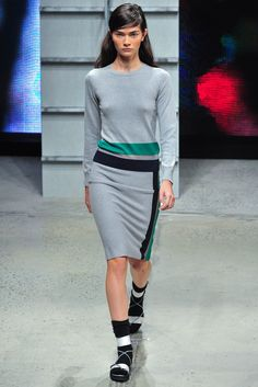 Band of Outsiders Spring 2014 Ready-to-Wear Collection Photos - Vogue