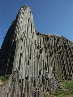 Les rochers de Panska en République Tchèque