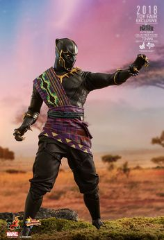 Black Panther: TChaka - King of Wakanda Serie Marvel, Marvel Vs, Marvel Dc Comics, Marvel Comic Books, Futuristic Armour, Monkey King, Black Panther Marvel, Black Power, Cool Costumes