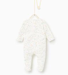 ZARA - KIDS - Organic cotton animals pajamas