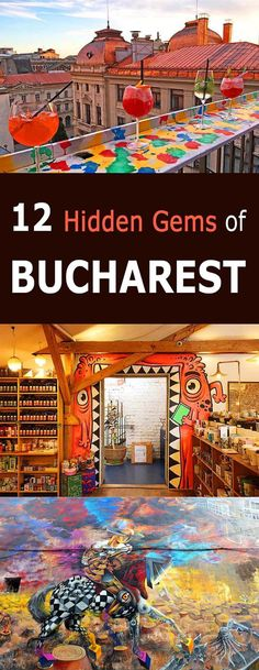 12 incredible hidden gems off the beaten path in Bucharest Romania - Travel Tips Europe Travel Guide, Europe Destinations, Holiday Destinations, Budget Travel, Travel Guides, Visit Romania, Romania Travel, Les Continents, Travel Tags