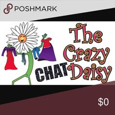 Crazy Daisy Chat Hello, my Crazy Daisies! Let's use this listing to chat only, and the Sign Up for updates. Thanks Ladies. 🌼🌼🌼 Other