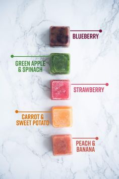 Save Money And Reduce Waste With This Genius DIY Baby Food Hack How to Make Homemade Baby Food? 27 Tips, Hacks, and baby food Recipes! for baby Baby Food Recipes Stage 1, Baby Food By Age, Food Baby, Baby Puree Recipes, Pureed Food Recipes, Baby Food Puree, Baby Food Containers, Making Baby Food, Healthy Baby Food