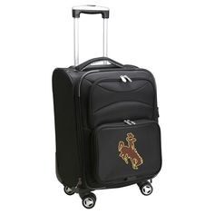 NCAA Wyoming Cowboys Carry-On Spinner