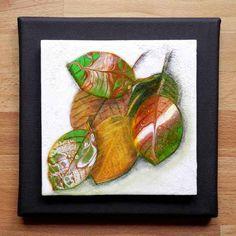 Acrylbilder / Kunst Shop | Pink Klecks Kunstwerkstatt Anna Mayer Onlineshop Anna, Painting, Fall Leaves, Canvas Frame, Drawing S, Colors, Painting Art, Paintings