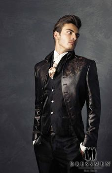 140 Elegant Men's Formal Wear with Tuxedo and Suits Steampunk Men, Steampunk Costume, Steampunk Fashion, Victorian Fashion, Mode Cyberpunk, Gothic Men, Herren Outfit, Elegant Man, Men's Grooming