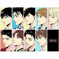 Super Junior - Devil (FANART)