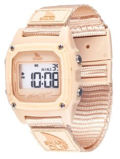 Freestyle FS84977 Shark Clip Classic Retro Television Screen Case Digital Watch: Watches: Amazon.com
