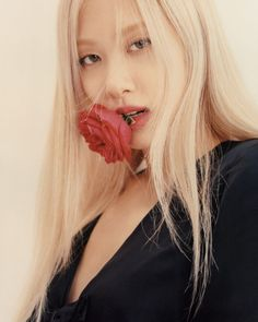 Vogue Australia, Melanie Martinez, Korean Girl Groups, South Korean Girls, Divas, Rose Icon, Rose Park, Jennie Lisa, Rose Photos