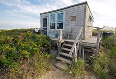 Beach shack, Provincetown Mass.  Yes please! :)