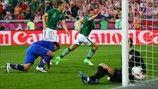 Sean St Ledger (Rep. Ireland), Croatia vs Rep. Ireland 3-1, Group C Knockout