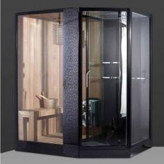 Cabine de douche Sauna hammam Flora 1800