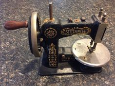 404 Best Vintage Child's SEWING MACHINES images in 2019