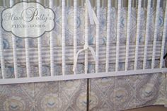 Custom Crib Bedding in Taza  http://www.etsy.com/listing/79511783/crib-bedding-design-your-own-crib-set
