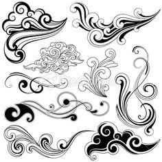 swirl-elements