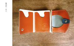「海辺の一日2」 小さいふ 極小財布 ペケーニョ Wallet, Purses, Diy Wallet, Purse