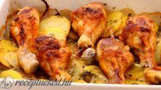 Érdekel a receptje? Kattints a képre! Küldte: Favorite Recipes, Chicken, Meat, Food, Essen, Meals, Yemek, Eten, Cubs