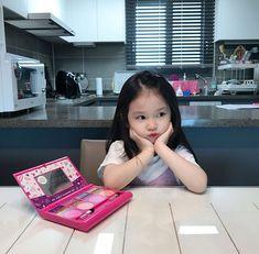 Cute Asian Babies, Korean Babies, Asian Kids, Cute Asian Girls, Cute Babies, Cute Little Baby, Little Babies, Baby Love, Kids Girls