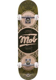 MOB-Skateboards Gold-Label-Full - titus-shop.com  #SkateboardComplete #Skateboard #titus #titusskateshop