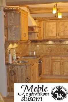góralskie meble kuchenne - Szukaj w Google