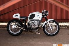 cafe racer bmw | By retrowriteup on 02/10/2014 in Articles
