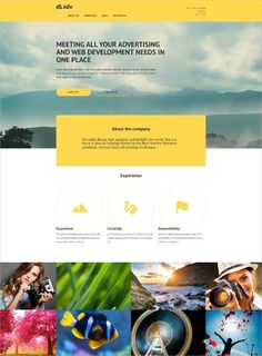 Php Website Templates 19 Best Premium Php Website Themes  Website Themes And Website