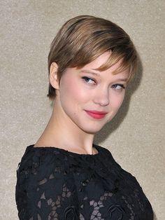 Léa Seydoux en 2012